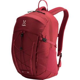 Haglöfs Vide Backpack 25l red dahlia